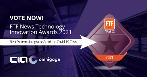 FTF News Technology Innovation 2021 Awards